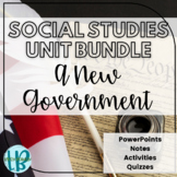 Creating a New Government Unit
