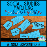 Creating a New Government Vocabulary Review