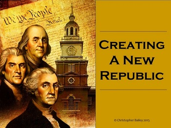 Creating a New Republic PowerPoint