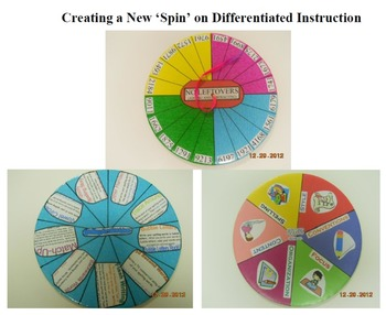 Creating a New Spin on Differentiated Instruction