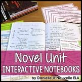 Novel Unit for Interactive Notebooks