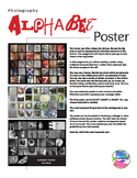 Creating a Photography Alphabet Poster