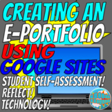 Creating an E-Portfolio Using Google Sites