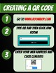 Creating a QR Code Poster/Handout (Free)