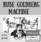 STEM: Creating a Rube Goldberg Machine