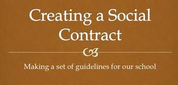Creating a Social Contract