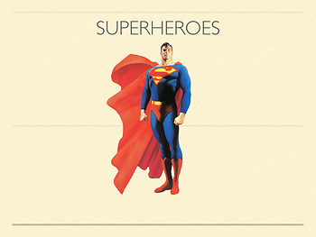 creating a superhero powerpoint by classy spry ideas tpt