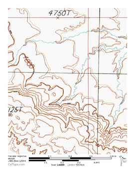 Topographic Map Lab