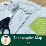 Topographic Map Lab Activity
