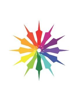 Creating a Unique Color Wheel in Adobe Illustrator