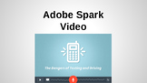 Creating a Video with Adobe Spark - Great for TPT Sellers!