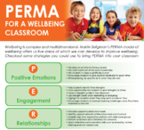 Creating a Wellbeing Classroom: PERMA