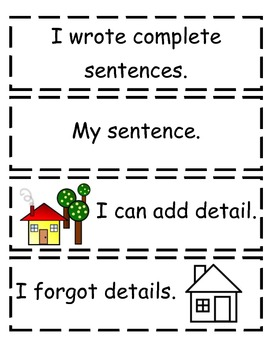 Creating a Writing Rubric