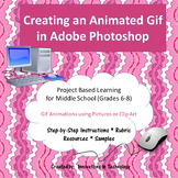 Creating an Animated Gif in Adobe Photoshop | Distance Learning