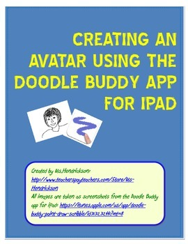 Creating an Avatar for Student Blog Using the Doodle Buddy