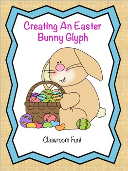 Creating an Easter Bunny Glyph Classroom Fun