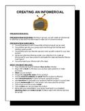 Creating an Infomercial