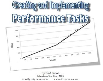 Creating and Implementing Common Core Math Performance Tasks