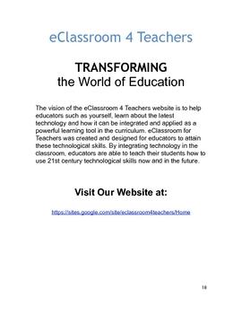 Creating eBooks for Education Ebook