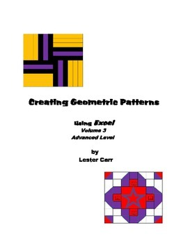 Creating geometric Shapes using MS Excel  Vol. 3