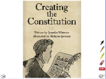 Creating the Constitution - ActivInspire Flipchart