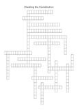 Creating the Constitution Crossword