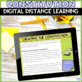 Creating the Constitution Digital Distance Learning Activity