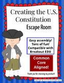 Creating the Constitution Escape Room: Breakout EDU Kit(s) Recommended