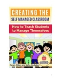 Creating the Self Managed Classroom