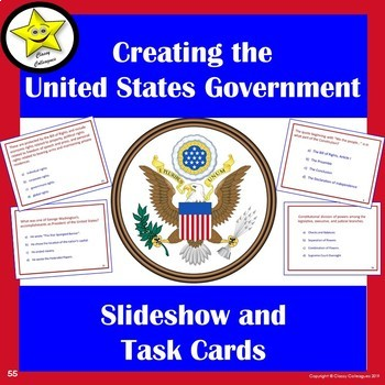 Creating the United States Government, Review and Test Prep