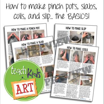 Creating with Clay: Tools, Techniques, & Tips for Success with Ceramics