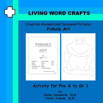 Creation Animals and Seasonal Activities – Pinhole Art Pre
