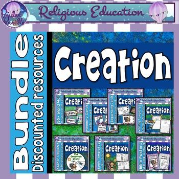 Creation Bible Bundle