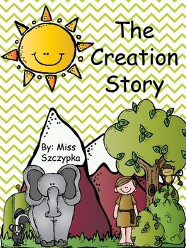 Creation Bible Story