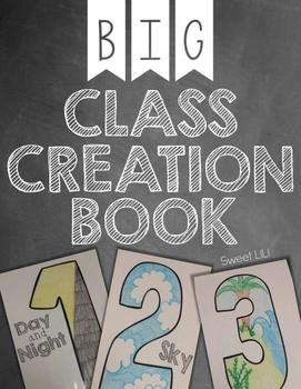 Creation Big Class Book