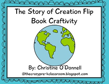 Creation Flip Book Freebie!