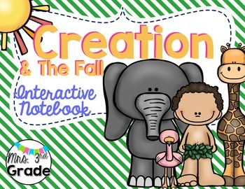 Creation Interactive Notebook
