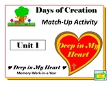 Creation Match-Up Game