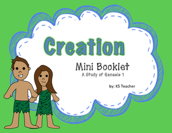Creation: Mini booklet