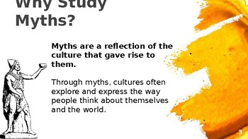 Creation Myth Introductory Presentation