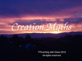 Creation Myths Presentation