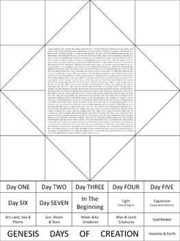 Creation Origami Flip Square