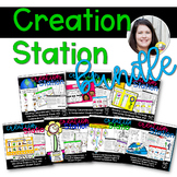Creation Stations {2nd Grade Science}