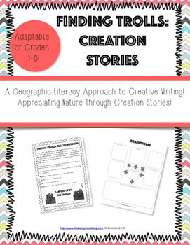 Creation Story Assignment: Finding Trolls