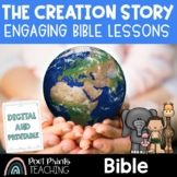 The Creation Story, Bible Lessons, Google Classroom