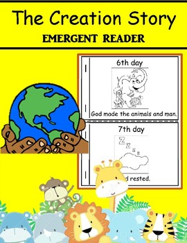 Creation Story Emergent Reader