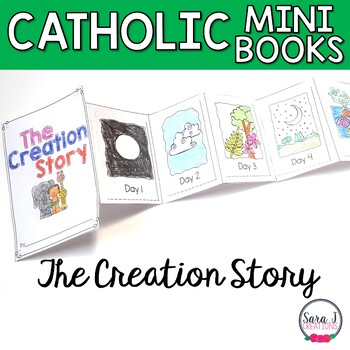Creation Story Mini Book