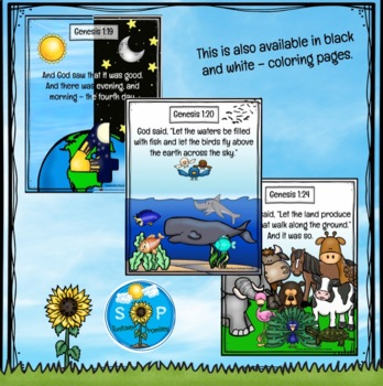 Creation Story Scripture Pack