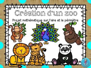 Création d'un zoo - Projet Aire et Périmètre