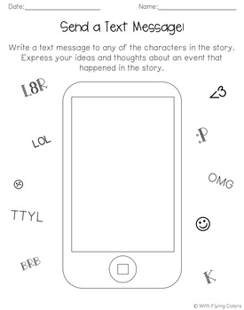 Creative Activities for Any Book, Novel or Story
